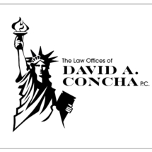 Law firm logo pen and ink converted in Photoshop